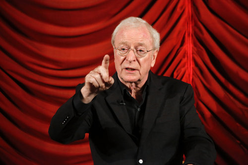 Michael Caine - Viennale (Vienna International Film Festival) 2012 at Gartenbaukino