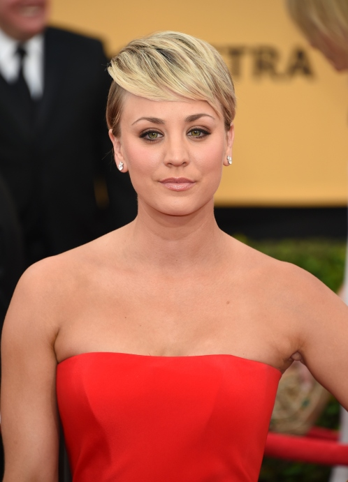kaley-cuoco-sag-awards-2015